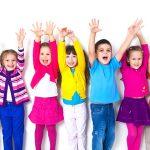 ТОП-6 подвижных игр на детском празднике