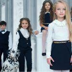 Модная школьная одежда для девочек: советы и фото