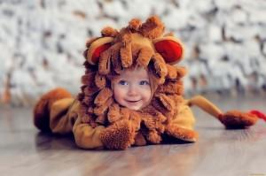 Характер ребенка по знаку зодиака: Лев
