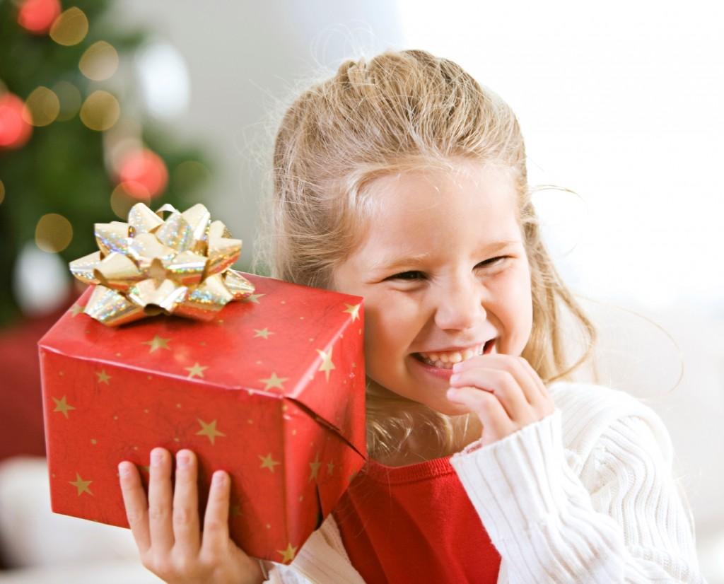 Подарок женщине от ребенка