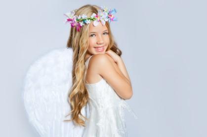 Новогодний костюм своими руками: делаем крылья ангела