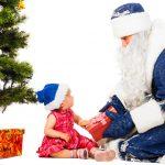 В каком возрасте знакомить ребенка с Дедом Морозом