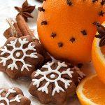 Дитяче новорічне печиво з апельсиновим сиропом