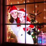 Новогодние праздники с детьми: меры предосторожности