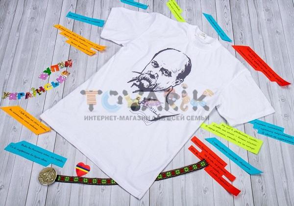 Патріотична футболка: оригінальна ідея подарунка