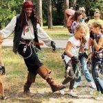 Блог читателя: как мы отпраздновали День рождения ребенка в веревочном парке Seiklar