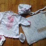Блог читателя: как я покупала крыжму на крещение