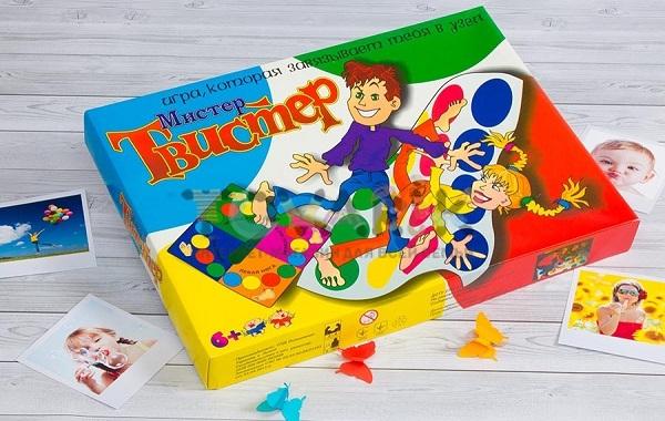 Настольные игры для детей разного возраста (Интернет-магазин Tovarik.com.ua)