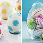 Як оригінально прикрасити яйця на Великдень