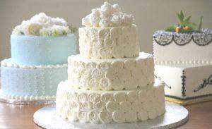 торт, свадьба, праздник