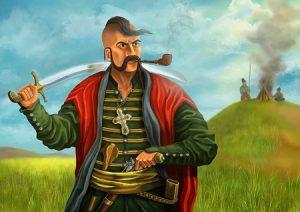 Віршики для дітей-дошкільнят про козаків