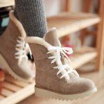 Модная зимняя обувь-2018