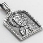 Иконки и ладанки из серебра — оберег и талисман для верующих