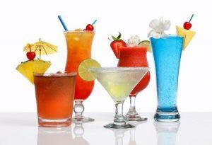коктейль, напиток