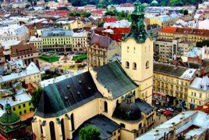 львов, город, туризм, украина
