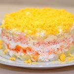 """Рецепт на выходные: салат """"Мимоза"""""""
