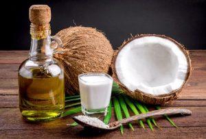 кокос, масло