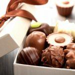 Рецепт домашних шоколадных конфет с фундуком