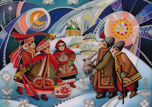різдво, колядки, коляда, щедрування, пісні