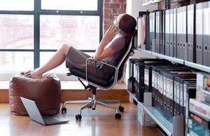 Сидячая работа грозит серьезными заболеваниями