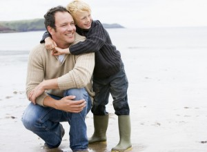 Отец и ребенок