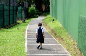 Советы родителям: замкнутый ребенок