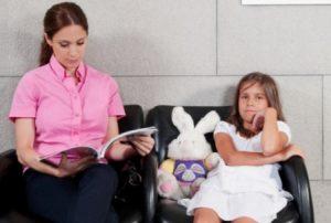 Чем занять ребенка в поликлинике