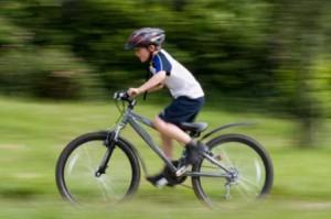 Велосипед и безопасность ребенка