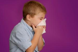 Ребенок-аллергик