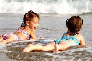 Детская пляжная мода 2012