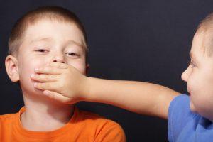 Что делать, если ребенок сквернословит