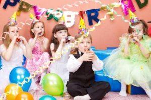 Правильная организация детского праздника