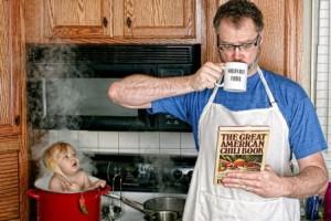 Совместное хобби родителей и детей