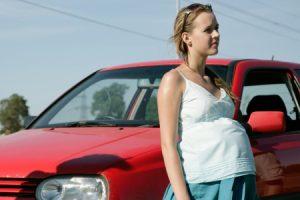 8 советов для беременной женщины за рулем