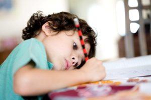 Готовим ребенка к школе: учимся писать