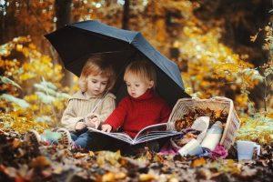 Как рассказывать ребенку о смене времен года