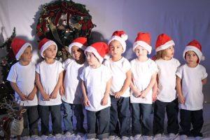 ТОП-16 детских новогодних песен