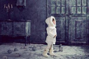 Зимнее путешествие с ребенком