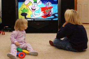 Влияние мультфильмов на детскую психику