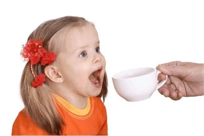 ТОП-6 горячих напитков для детей