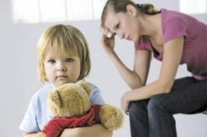 Польза разлуки с ребенком