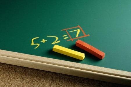 Математика для детей в возрасте до 3 лет
