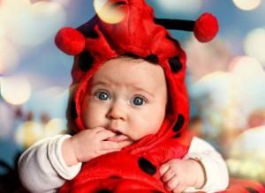 Себорейный дерматит у новорожденных
