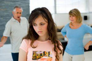 Особенности воспитания подростков