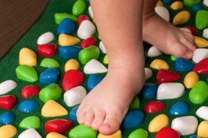 Упражнения для деток от плоскостопия