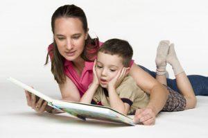 Как учить с ребенком стихи