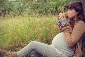 Зеленый чай во время беременности