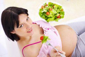 Правила питания при беременности