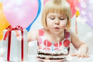Что подарить на День рождения ребенку на 3 года