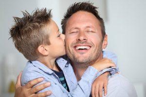 Помощь мужа в воспитании ребенка